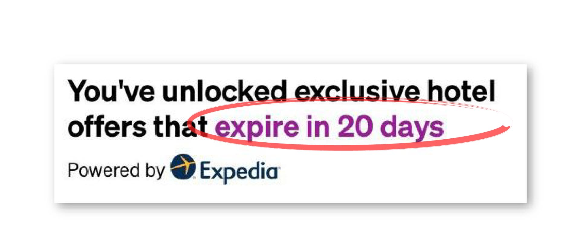 behavioralne principy portalu Expedia